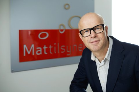 SPENT: Regiondirektør Ole Fjetland  i Mattilsynet region sør og vest, gler seg til å gå i gang med intervjurundene av jobbsøkjarane.