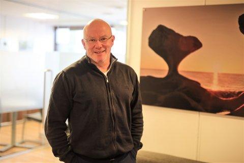 Kommunalsjef for samfunn, kultur og miljø i Kinn kommune, Rolf Bjarne Sund.