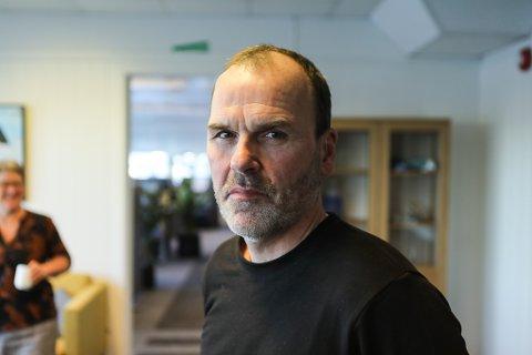 TØFT ÅR: Driftsdirektør i Norwell Tor Hjalte ser tilbake på eit utfordrande 2020. – Det var ei tid etter nedstenginga då vi frykta for at vi ville gå under, seier han.