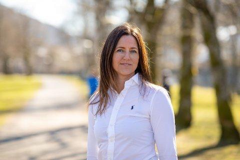 SKIFTAR BEITE: Elisabeh Hatlenes er klar for nye utfordringar