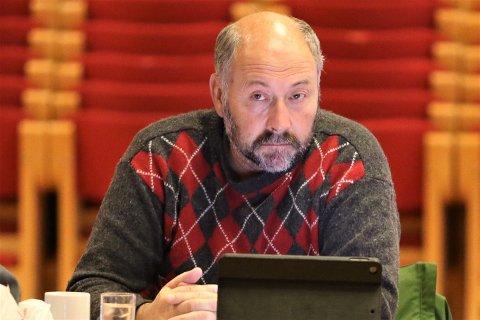 MÅ VIDARE: Jan Arve Midtbø (Sp) meiner Senterpartiet ikkje kan bruke all tid på reverseringssaka etter at dei tapte saka i regjeringsforhandlingane med Ap.