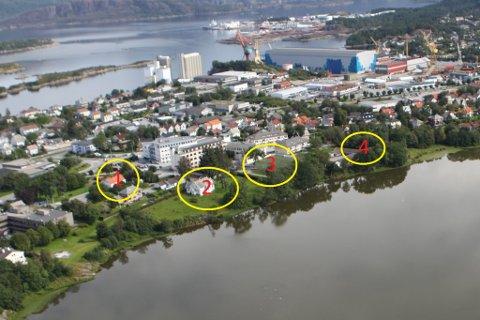 GYMSALEN HOPPAR AUSTOVER: Flora Historielag har lansert tidlegare Maurtua barnehage (ring 4) som ny gymsal for Florø Barneskole.