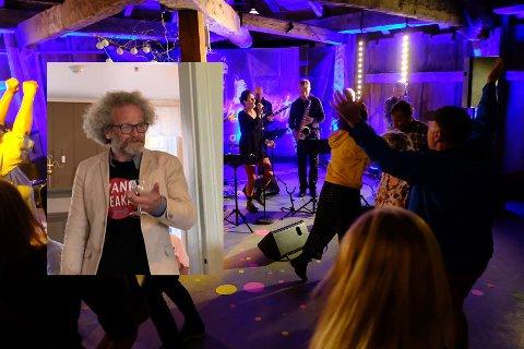 Halvard Lunde og Svanøy Folkeakademi satsar på ein trygg og sjarmerande festival bygd over same lest som Solgangsfunk og buskspel I 2019.