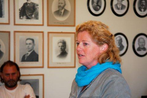 TILBAKE: Etter fleire år i Bergen, flytter no Anita Solbakken heim og blir prosjektleiar i Kinn kommune.