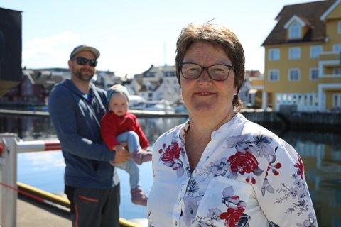 NY SJEF: Ingrid Kassen (59) trer tilbake og Snorre Kvammen (39) tek over som ny leiar i Norwell 1. juni. - Dette meiner eg er rett grep for framtida til selskapet, seier Kassen.