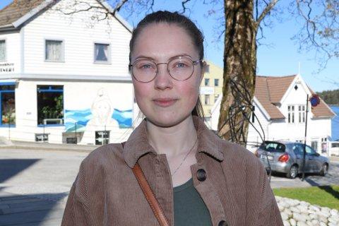 FORTRENGDE DET SOM SKJEDDE: Malin Sørbø har viska ut mykje av overgrepet ho opplevde som ung jente. No fortel ho historia si, i trua på at det kan hjelpe andre som har opplevd liknande.