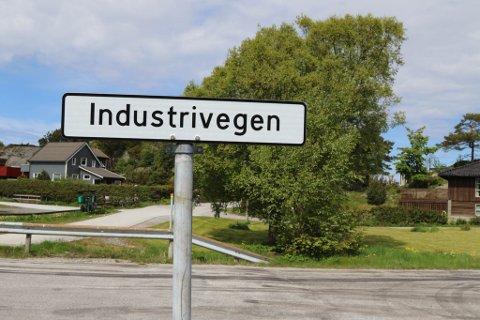VANLEG: Industrivegen, eventuelt Industriveien, er det nest mest vanlege vegnamnet i Norge.