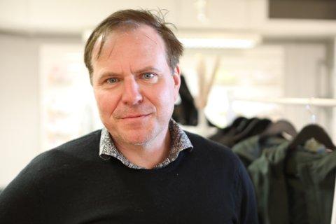 TIL FLORØ TORSDAG: Alfred Bjørlo, ordførar i Stad og stortingskandidat for Venstre i Sogn og Fjordane