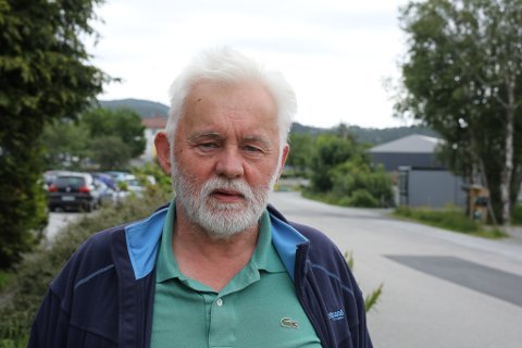 BESTILL OFFENTLEG: Kommuneoverlege Jan Helge Dale er tydeleg på kva han meiner om heimetestane du kan kjøpe sjølv.