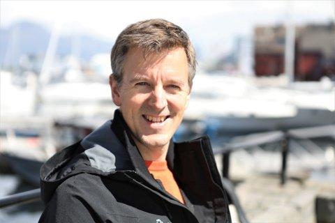 TØFFARE: Førstekandidat til Senterpartiet i Sogn og Fjordane, Erling Sande meiner Norge taper på å vere den flinkaste i klassen mot EU.