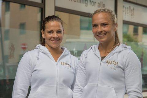 NM: Mariel Rørstadbotnen (31) frå Førde og Christina Hopen (24) frå Florø er kvalifisert til noregsmeisterskap.