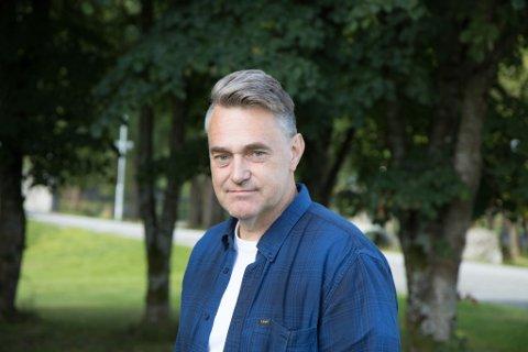 FRAM PÅ MÅLING: Marius Dalin og MDG.