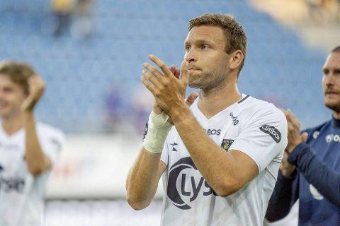 Runar Hove (26) blir trolig Brann-spiller innen kort tid.