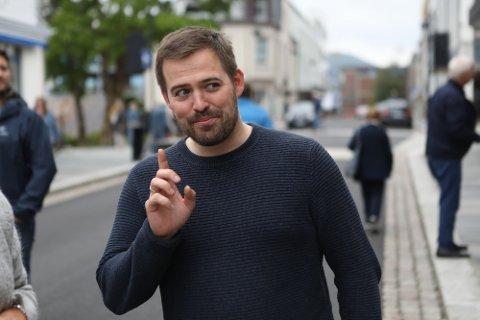 APP APP APP: – Det er uaktuelt å tukle med EØS-avtalen, seier Arbeidarpartiet sin førstekandidat i Sogn og Fjordane, Torbjørn Vereide.