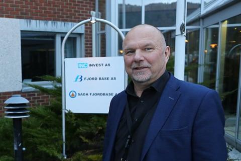 HENTAR INN PENGAR: Geir Konrad Johannessen er styreleiar i Hyfuel AS, som aukar aksjekapitalen med over ein million kroner. Johannessen er også konsernsjef i INC.
