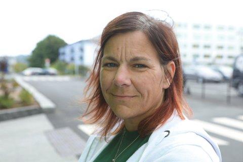 Varaordførar i Kinn Kommune, Sidsel Kongsvik (SP)