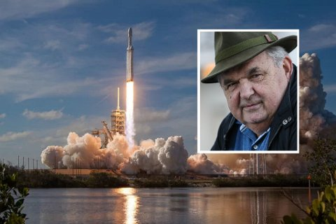 Kva har rakettforsking og Kinn kommune felles? Murphys lov, skriv Knut Magnussen i denne vekas Knuten på Tampen.