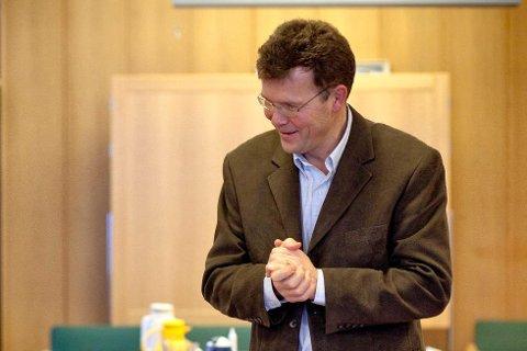 UTVIDA AVTALE: Ivar S. Fossum, adm.dir. i Nordic Mining, har sikra seg ein betre avtale for sal av granat til amerikanske Barton Group.