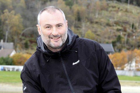 Rådmann Øyvind Bang-Olsen