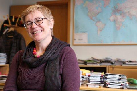 Hilde Bjørkum går av som leiar for Førdefestivalen