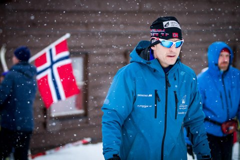 Leiar i skikrinsen, Yngve Thorsen