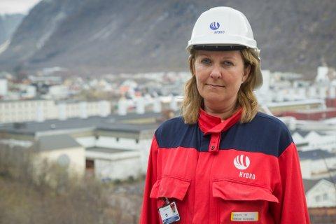 Hydro sitt verk i Høyanger kan syne til eit overskot før renter og skatt på 22 mill.