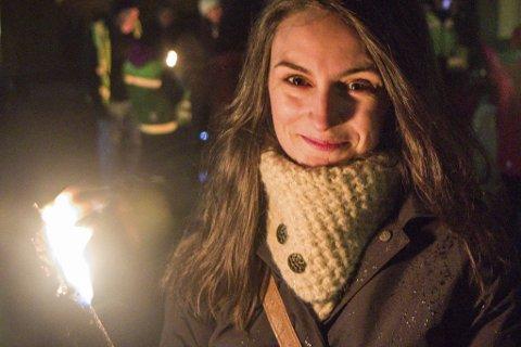 SØKJER JOBB: Eliane Wergeland er aktiv innan MGD, no søkjer ho seg også jobb som teatersjef. Arkivfoto: Frode Grimelid.