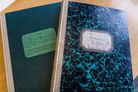 Einar Seim omsette Koranen til nynorsk inn i desse to bøkene.