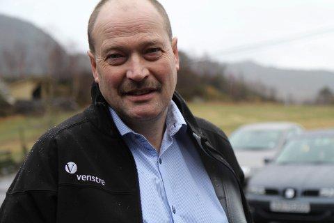 Gunnar Osland   Askvoll     Venstre
