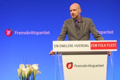 Frank Willy Djuvik kjenner seg trygg på at det er sett bom for bomring rundt Førde.