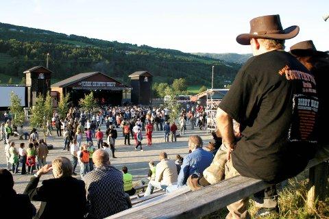 MILLIONAR: Sidan oppstarten av countryfestivalen for 25 år sidan, har den tilført rundt 13 mill. tilbake til bygda.