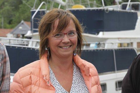 TILBAKE: Gunn Åmdal Mongstad ser ut til å vere tilbake i ordførarstolen i Solund.  Foto: Ole Johannes Øvretveit