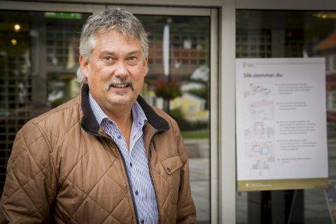 – Eg er audmjuk og takksam over tilliten veljarane har synt oss, seier Petter Sortland.