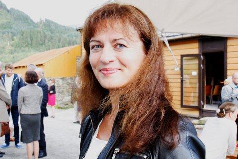 FYLKESMANN: Anne Karin Hamre.