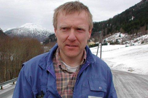 Kjell Arne Hjellbrekke er vald til ny leiar i Indre Sunnfjord turlag.