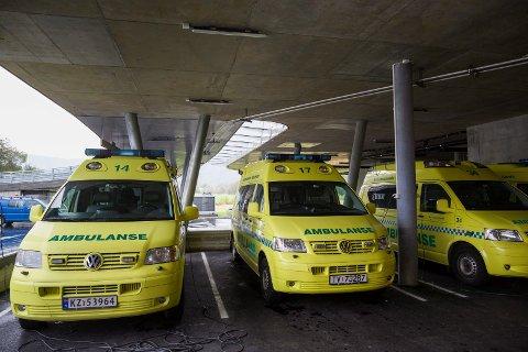 NORDFJORD: Sju Nordfjord-kommunar er uroa for ambulansetilbodet i framtida.