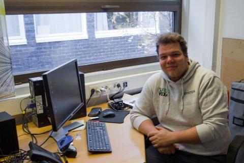 Festivalsjef Øystein Brekke Skjelvan håpar Superveka vil bidra til å knytte tettare band mellom lokalbefolkninga og studentane.