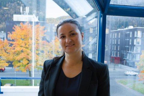 OPPTATT AV DEI MINSTE: Hildegunn Fauske er barnepsykiater, og er med å arrangere konferansen «Småbarnsdagane» i Førde.