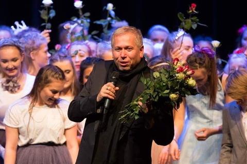 OPPHAVSMANNEN: Ove Henning Solheim.