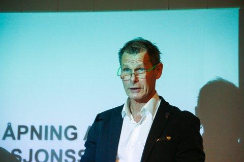 EIGAR: Lakseoppdrettar Ola Braanaas er på formuetoppen i Sogn og Fjordane.