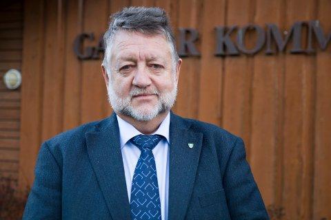 FOR MYKJE ARBEID: Rådmann Atle Fasteland tilrådar kommunestyret om å ikkje vedta tilbakebetaling frå Den katolske kyrkja.