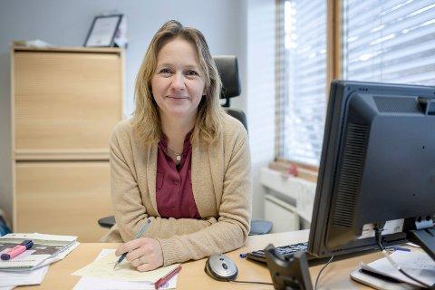 TI FLYKTNINGAR: Onsdag Integrerings- og mangfoldsdirektoratet med si oppmoding for 2019. Der ber dei Fjaler kommune om å ta i mot ti flyktningar. Dette er ordførar Gunhild Berge Stang glad for.