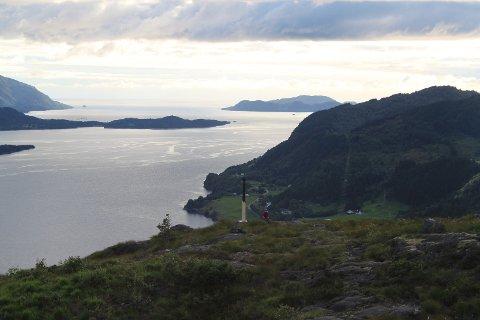 Ildfolket(Ane Sommerstad) på Engebøfjellet