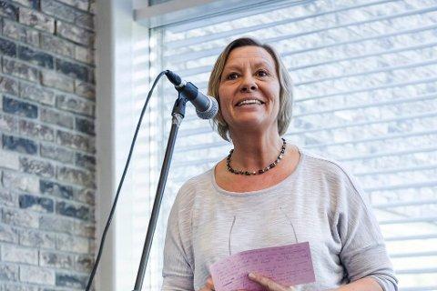 Randi Marie Sjøholt i SISOF er klar for å sette i gang prosjektet.
