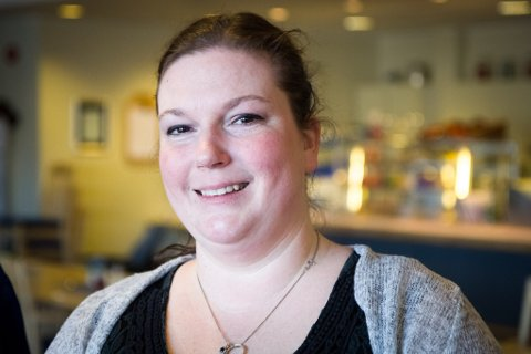 Julekonsert: Henriette Hatlevoll er drivkrafta og arrangør bak den spennande julekonserten i Holmedal kyrkje kommande laurdag.