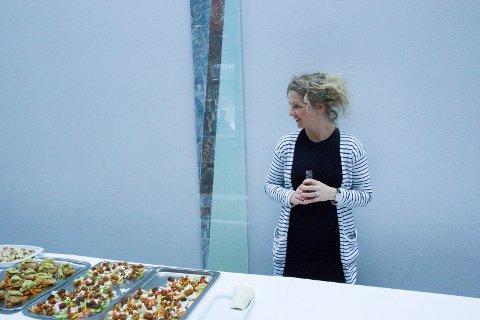 Avdelingsleiar på restaurant- og matfag, Kari- Ann Bruland, håper prosjektet vil inspirere elevane.