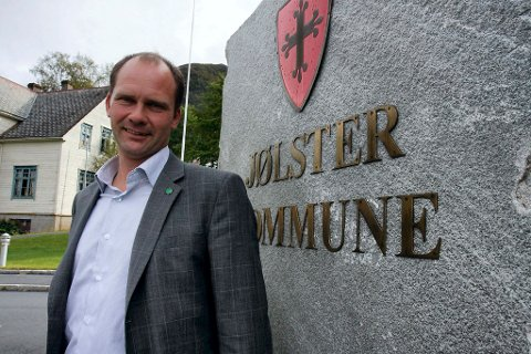 Oddmund Klakegg er ordførar i landets nest beste kommune, ifølgje Kommunal Rapport sitt kommunebarometer.