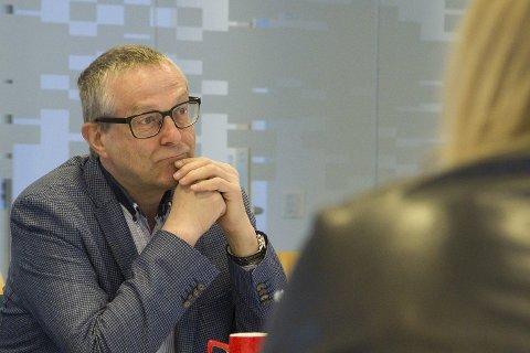 Helge Schei (SV) ville sette av ein heil dag med folketalsvekst som tema.  Foto: Sigurd Løseth
