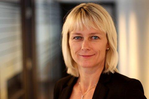 SNART FRIST: Avdelingsdirektør i Skatteetaten, Trude Husevåg, seier at det kan vere ei god investering å ta turen innom nettsidene deira i innspurten.