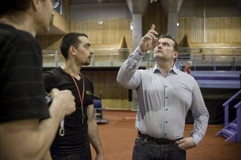 Stian Grimseth håpar 2018 skal bli eit år der Idrett-Norge endrar seg.